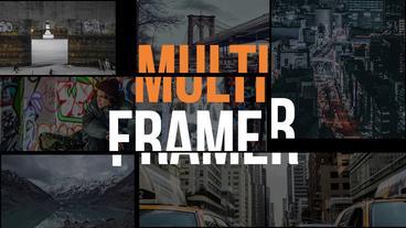 MultiFramer Premiere Pro Template