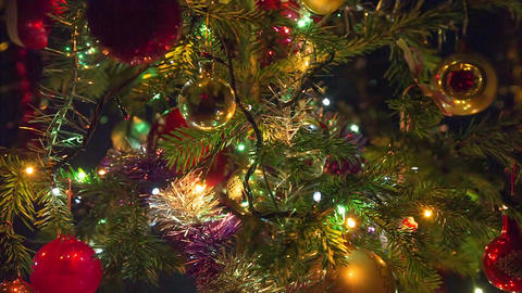 Christmas tree Archivo