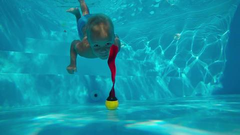 Underwater Pool.