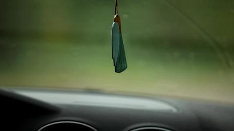 windscreen wipers Stock Video Footage