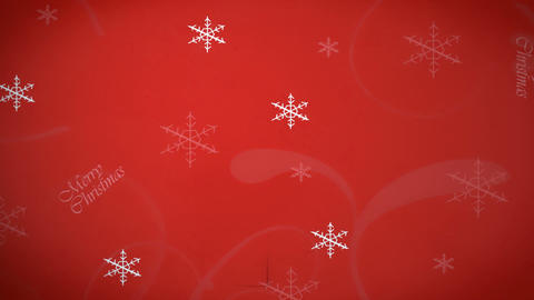 christmas tree paper curl 02 Stock Video Footage