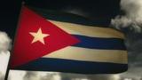 flag Cuba 02 Animation