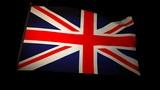 Flag England 01 Animation