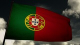 Flag Portugal 02 Animation