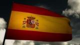 Flag Spain 02 Animation