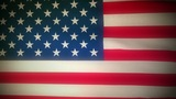 Flag Usa 04 stock footage