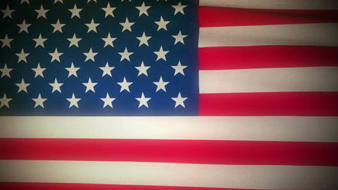 flag usa 04 Stock Video Footage