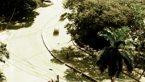 city traffic 06 Stock Video Footage