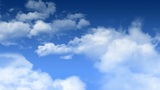 Flying Cloud Animation