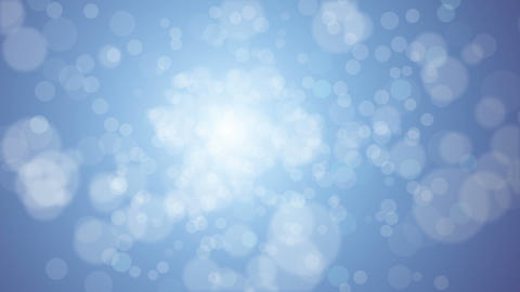 Flickering Particles Stock Video Footage