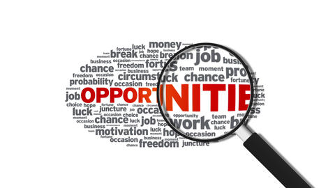Opportunities Stock Video Footage
