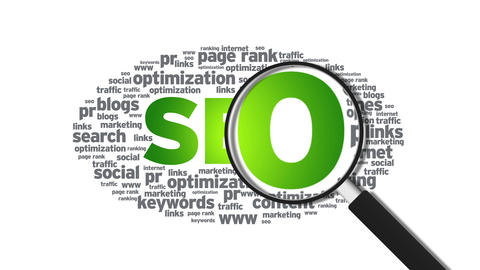 Search Engine Optimization Stock Video Footage