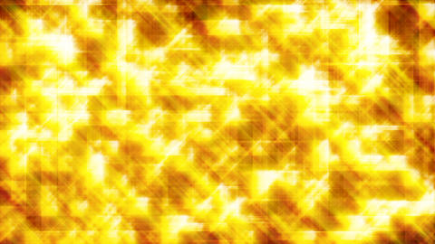 HD Looping Glitter Background - Gold Stock Video Footage