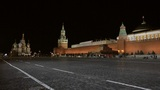 Night Red Square Footage