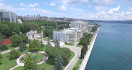 Dolmabahçe Palace Filmmaterial