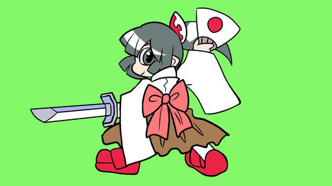 Samurai manga taste Animation