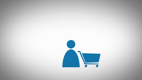 Pictogram-1Person-Shopping-15 Animation
