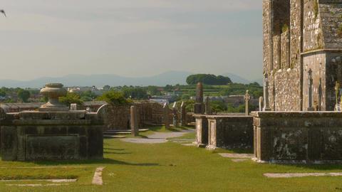 Rock Of Cashel, County Tipperary, Ireland - Graded Version Archivo