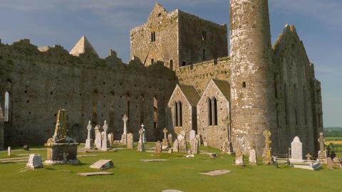 Rock Of Cashel, County Tipperary, Ireland - Graded Version Image