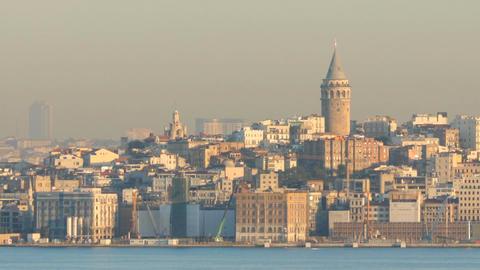Istanbul at dawn Image