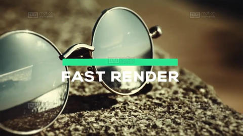 Dynamic opener & Teaser (CS5 5) After Effects Template