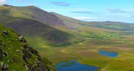 The Conor Pass Dingle, County Kerry, Ireland 画像