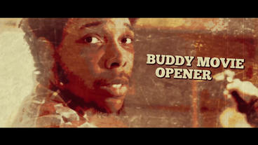 Buddy Movie Opener Premiere Pro Template