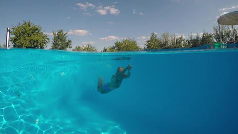 Underwater Pool. 0