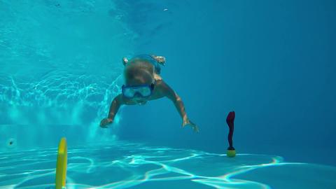 Underwater Pool. 1