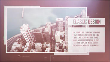 Super MInimal After Effects Templates