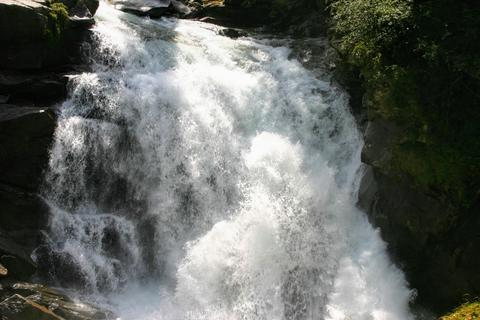 clear waterfall Photo