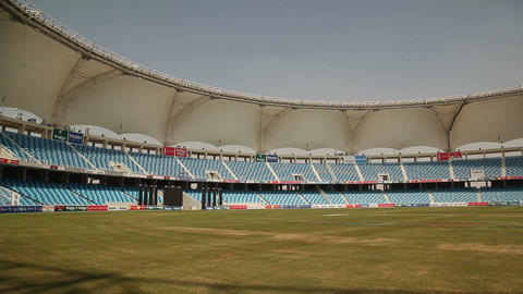 Cricket Play Stadium Footage