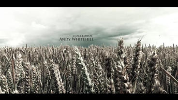 SERENITY (opening titles) Plantilla de After Effects