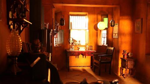 House decorative piece Footage