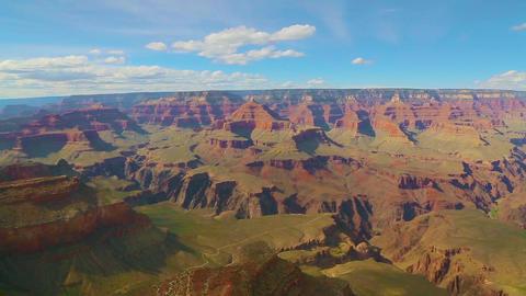 Grand Canyon National Park in Arizona, USA Footage