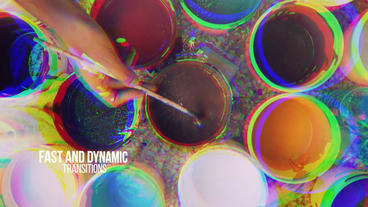 3 Color Slideshow Premiere Proテンプレート