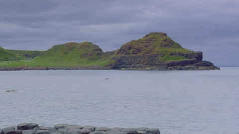 Giant Causeway, Northern Ireland - Graded Version Footage