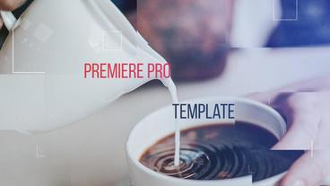 Elegant Slideshow Premiere Proテンプレート