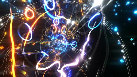 Raging Energy 04 Vj Loop Animation
