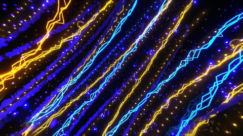 Raging Energy 03 Vj Loop Animation