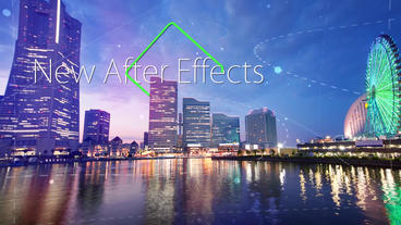 Nice Slideshow After Effects Template