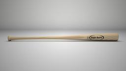Baseball Bat 3Dモデル