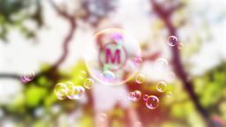 Bubble Logo Premiere Proテンプレート