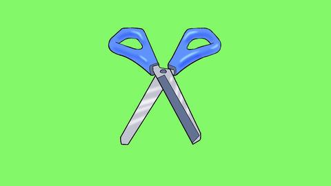 Scissors Animación