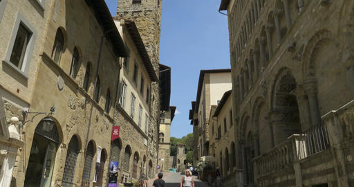 Arezzo Corso Italia Footage
