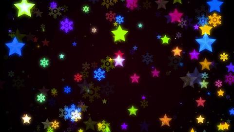 Night glitter zoom 12 Animation