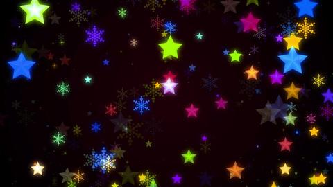 Night glitter zoom 13 Animation