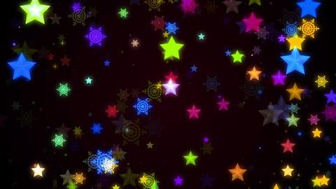 Night glitter zoom 20 Animation