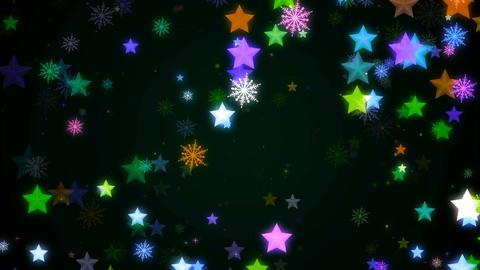 Night glitter zoom 21 Animation