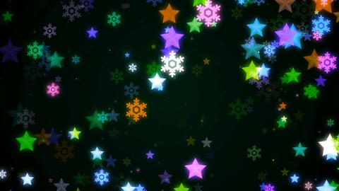 Night glitter zoom 22 Animation